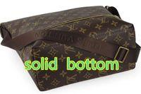 Wholesale NEW Fashion famous Designers Brand leather handbag message bags