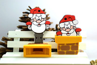 Stock gifts usb flash drive gifts - Father Christmas pen drive usb flash drive GB GB GB GB gift usb flash drive pendrive memory card stick flash drive disk