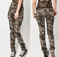 Womens Army Camo Pants