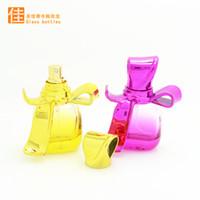 Wholesale Colored glass perfume bottle perfume glass bottle perfume bottles perfume bottle glass bottle