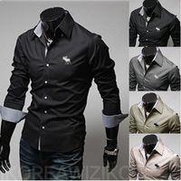 Casual Shirts Acetate Men 2014 Brand Dudalina Men Casual Dress Social Shirts Hombre Camisas Roupas Blusas Masculinas Masculino Clothes Desigual Polo Men