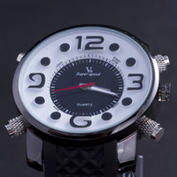 Cheap Watches men luxury brand V6 men casual quartz watch relogio masculino z**a mens leisure military sport watch LRY10