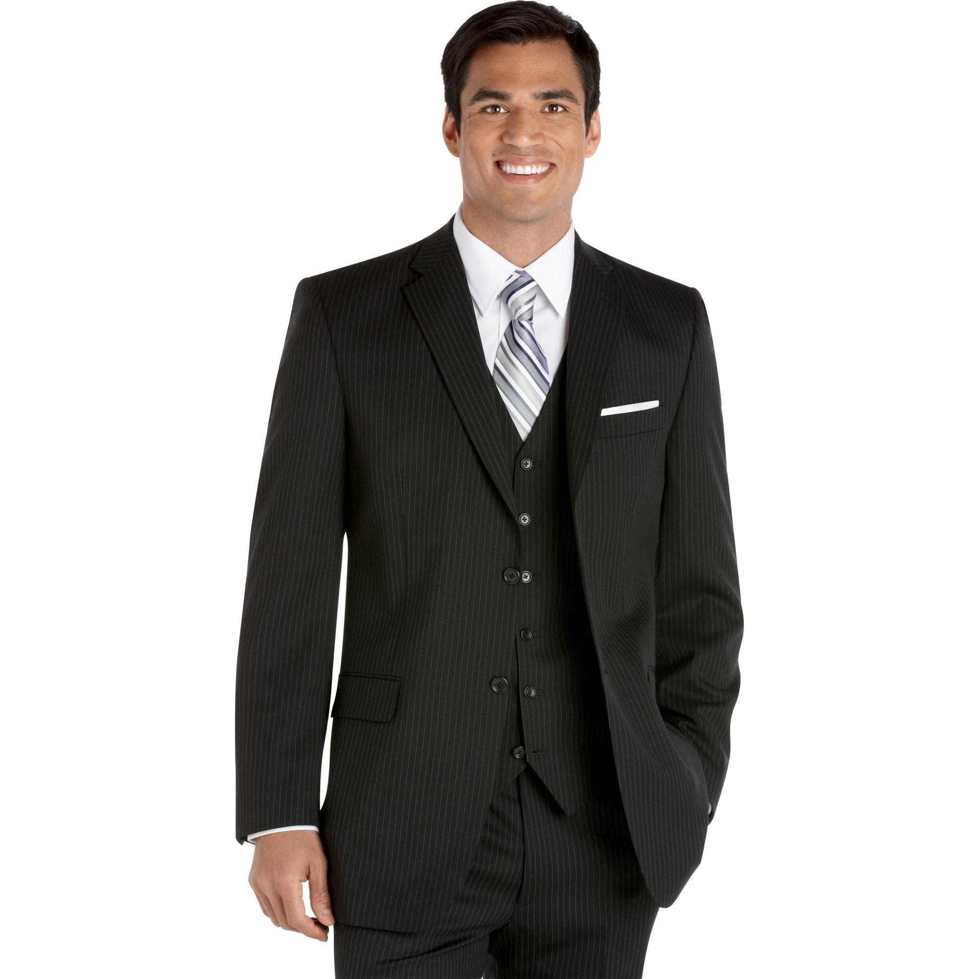 Amazoncom black and white suits for men