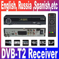 2.1 Guangdong China (Mainland) dvb t2 receiver DVB T2 tuner STB DVB-T2 terrestrial digital television TV receiver,Compatible with the DVB-T support HDMI 1080p USB FreeShipping