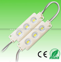 Wholesale SMD5730 LED DC12V W Lumens Warm White Cold White Injection Waterproof LED Sign Module Light For Channel Letter
