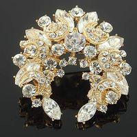 Wholesale WW Scelenodont Hot Selling Brooches Crystal Rhinestone Brooch Pins Pectoral Korean Jewelry Flash Diamond Custom Made Different Choice