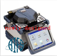 Wholesale Smart fiber optic fusion splicer RY F600 fusion splicer FTTH tool