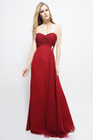 Cheap Reference Images bridesmaid dresses cheap Best Ruffle Sleeveless lace bridesmaid dresses