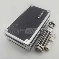 Stainless Electronic Cigarette Metal Glass Electronic Cigarette Innokin Itaste 134 E Cigarette Kit Factory Price Powerful E Cig Lastest Design Innokin Iitaste 134 vw Mod Kit