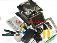 auto splicer - AUTO fusion splicer machine RY F600 fiber optic with fiber cable