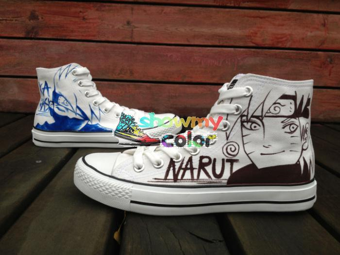 personalized canvas shoes for painted