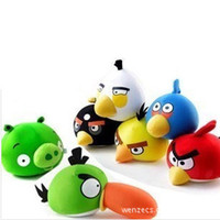 Wholesale cute cartoon angry birds bamboo charcoal package furnishing articles activated carbon car accessories supplies automotive interi