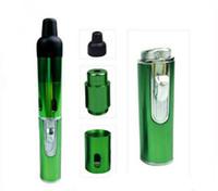 Wholesale New invention click n vape bakhor burner vaporizer sneak a vape high quality electronic incense burner pen tobacco burner n vape lighter mod