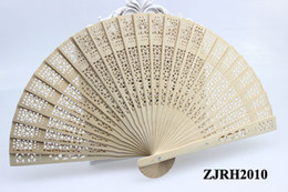 Wholesale Bridal Wedding Fans Chinese Wooden Fans Bridal Accessories Handmade Fancy Cheap Wedding Favours Advertising Promotional Small Gifts
