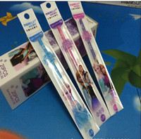 Wholesale NEWEST FROZEN pen stationery Frozen School Supplies cute pens Elsa Neutral pen cartridge for core needle all mm