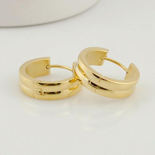 Round earrings for women oilje com