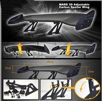 Wholesale Carbon Fiber Rear Spolier Wing Racing Spolier D I Universal Build Your Car