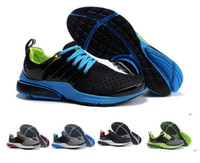 Men big red sport - New Arrival PRESTO Men s Big Holes Running Shoes Men Athletic Sports Sneakers colors Hot Sale