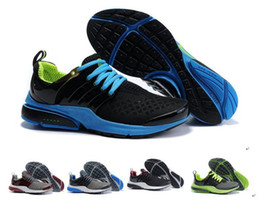 Wholesale New Arrival PRESTO Men s Big Holes Running Shoes Men Athletic Sports Sneakers colors Hot Sale