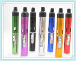 New Fashion Click N Vape Sneak Dry Herbal Vaporizer Smoke Pipe Torch Lighter N Vape Lighter Pen Incense Burner