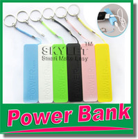 Wholesale For S5 S mAh External Battery Charger Portable USB Power Bank Charger for iPhone S iPod Sumsung HTC with Retail Package DHL free