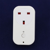 Wholesale USR WP1 WIFI Remote Controlled Socket For UK