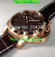 Men's high quality automatic watches - factory seller High quality low price Luxury Days Automatic k Rose Gold Mens Automatic Watch PAM PAM393 Men s Sport Wrist Wat