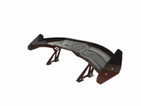 Wholesale Carbon Fiber Rear Spolier Wing Racing SPolier GT II Universal Build Your Car