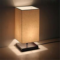 Wholesale Modern Minimalist Solid Wood Table Lamp Bedside Lamp Desk Lamp