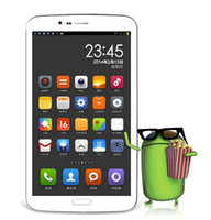 Acheter Bluetooth otg-7 pouces Ampe A73 3G Quad Core MTK8382 Android 4,2 Jelly Bean 1 Go de RAM 8 Go de stockage IPS écran Dual Cameras WIFI GPS Tablet 3G Téléphone Vente au détail