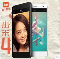 Wholesale New Original Xiaomi Mi4 Mi Quad Core g lte phone MP camera GB RAM GB ROM ghz cell phones with inch x1080 Pixels FHD screen