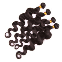 6A Peruvian Hair Body Wave Under $30 6A Unprocessed Peruvian Virgin Human Hair Body Wave Hair Can dye and bleached 4Bundle 8''-32'' Real Soft Full Cutical Hair Free Shipping