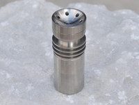 Wholesale Hotsale New titanium domeless nail gr2 mm for Glass Pipe Smoking from kind smoker