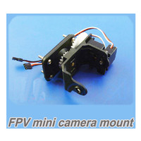 Wholesale Boscam FPV Camera Gimbal With Servo for HD19 Camera PT
