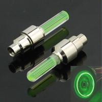 Wholesale LED Car Wheel Tyre Valve Rim Cap Flash Light