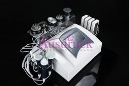 Wholesale Gift New Hot selling nm Lipo Laser Lipolysis Vacuum ultrasonic liposuction cavitation beauty salon machine