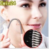 Manual facial hair remover - 50X Facial Hair Epicare Threading Spring Remover Tool Epistick Epilator Twist Roll
