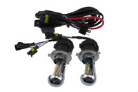 55W HID Xenon faros conversión KIT Led bombillas H1 H4 H7 H10/9005 9006 4300 k 6000k DHL envío gratis