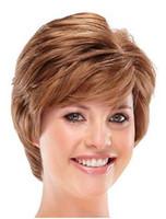 Wholesale Gorgeous Versatility Auburn Wig by Tian