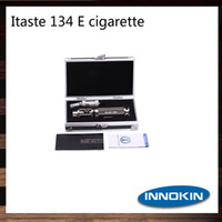 Single stainless Metal Innokin iTaste 134 VW Vaporizer iTaste 134 e Cigarette MOD Kit