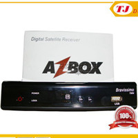 Receivers azbox bravissimo twin - High Quality Hot Azbox Bravissimo Satellite Receiver HD twin tuner Has Free SKS and IKS Support Nagra3 Decoder Linux OS for Brazil