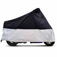 Wholesale Motorcycle Motorbike Waterproof Rain Cover Anti Dust UV Protection XXL
