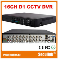 Wholesale Seculink HDMI CH Channel H D1 Realtime CCTV Network H264 Security DVR system with build in free DDNS support g mobile