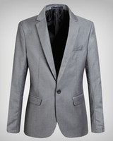 Wholesale Hot sale of men s suits European and American style suits delicate do manual work is suit Can be tailored suit