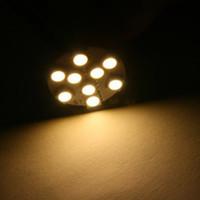 10X LED 1,8 W G4 Ampoule LED lampe Équivalent à 20W Ampoule Halogène 12VAC Bi-Broches de l'Ampoule Blanc Chaud Pack de 10 Unités