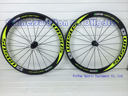 Wholesale Popular URSUS team eoition decal for M6 cipollini RB1000 full carbon wheels mm rim bicycle wheelset with powerway R36 or novatec hubs