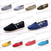 plain shoes - drop shipping Mix color Women s stripes classic flats casual canvas shoes plain Leopard Glitter canvas Shoes pairs