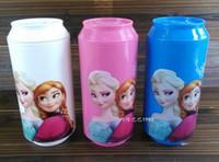 Wholesale New frozen children water glass children Anna elsa coke button cups avirulent insipidity children cups