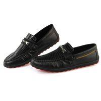 Wholesale fashion crocodile texture casual men sneakers business casual shoes for men Doug men shoes XMR151