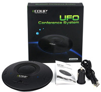 bluetooth car kit conference system - Portable GHz M MIC Car Speaker Stereo Voice UFO Bluetooth A2DP Conference System Music Receiver